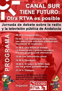 CANAL SUR TIENE FUTURO: Otra RTVA es posible